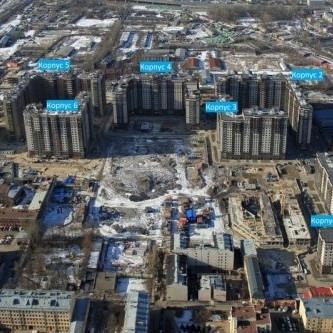 ЖК Московские ворота, стройка, комплекс, новостройка