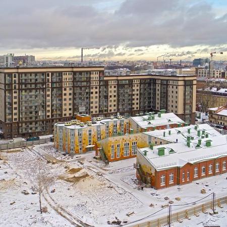 Московские ворота, Санкт-Петербург, новости, ЛенСпецСМУ