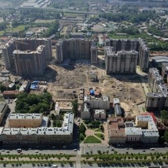 Московские ворота, старт продаж